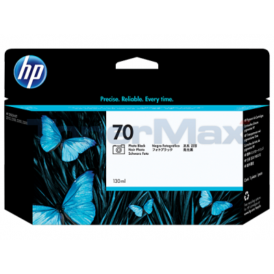 HP DESIGNJET Z2100 NO 70 INK PHOTO BLACK 130ML